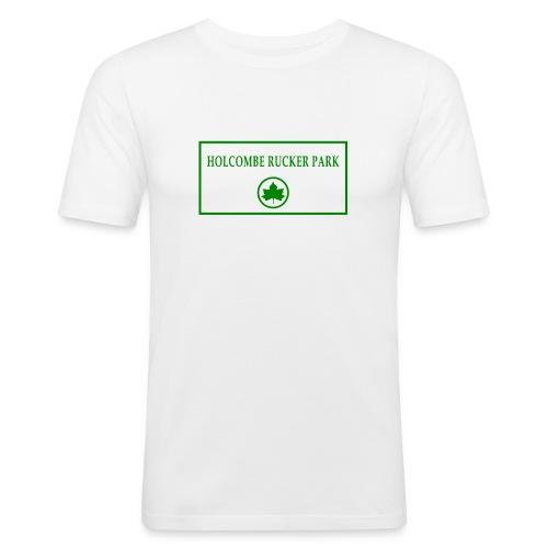 RuckerPark - Maglietta aderente da uomo