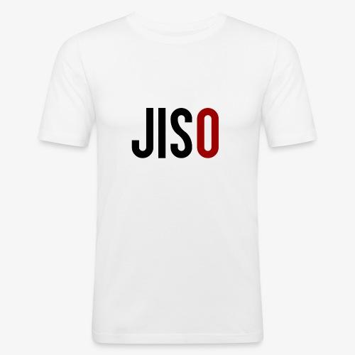 JISO - T-shirt près du corps Homme