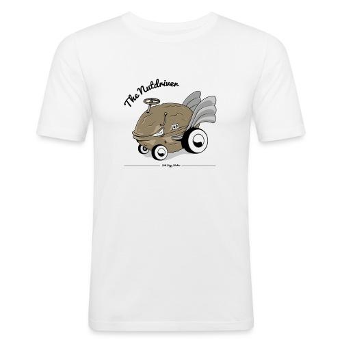 Nutdriver - Männer Slim Fit T-Shirt