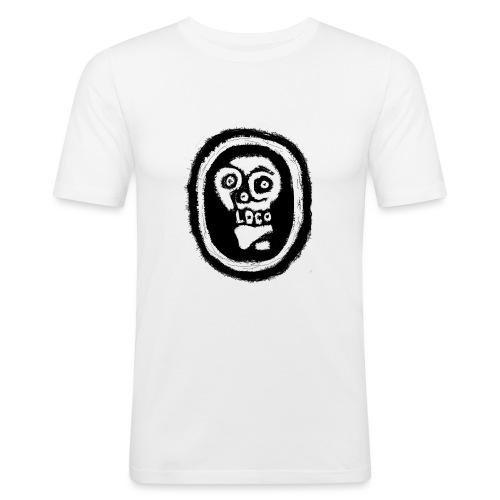 Poco Loco..its got a ring to it - Men's Slim Fit T-Shirt