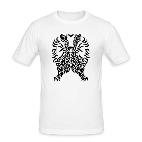 Dachs - Männer Slim Fit T-Shirt