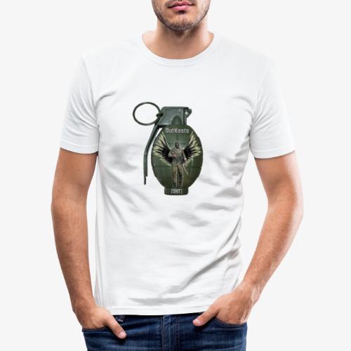 grenadearma3 png - Men's Slim Fit T-Shirt