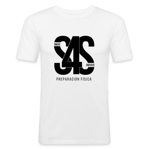 Logo Iniciales Sweat4Success - Camiseta ajustada hombre