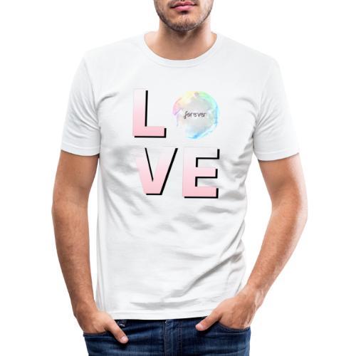 CC618D8A D327 4087 8E47 B3C3EC731152 - Männer Slim Fit T-Shirt