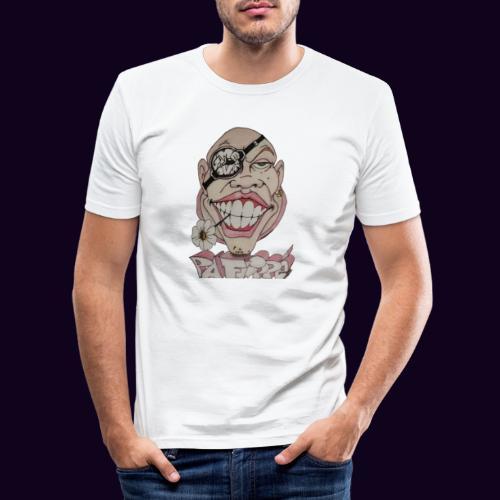 Pa Flippé - T-shirt près du corps Homme