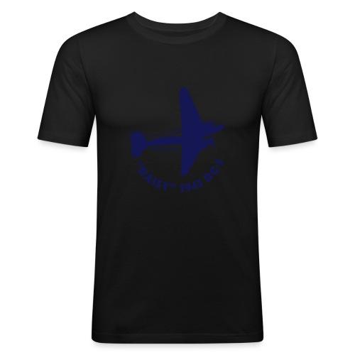 Daisy Flyover 1 - Slim Fit T-shirt herr