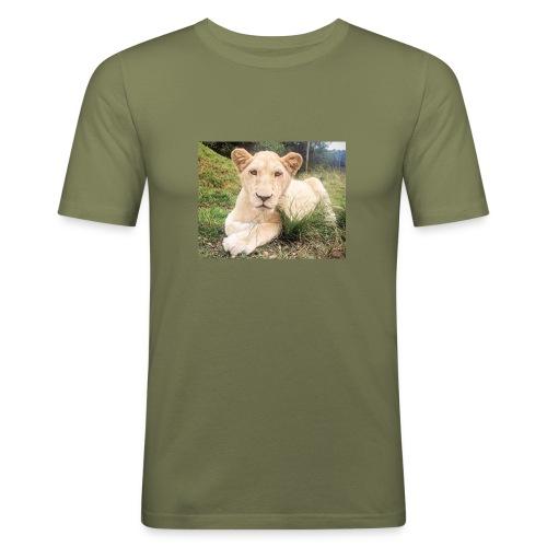 10536 2Cmoomba groot - Men's Slim Fit T-Shirt