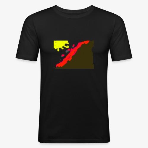 flowers - Herre Slim Fit T-Shirt