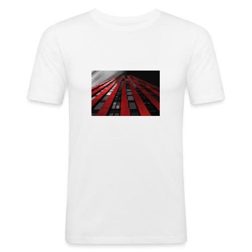 building-1590596_960_720 - Men's Slim Fit T-Shirt