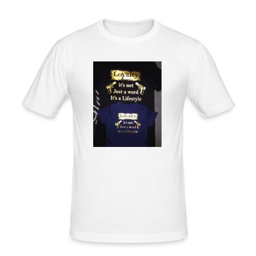 IMG_20160131_195358-jpg - Mannen slim fit T-shirt