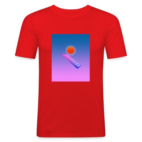 ESCALIER AU CIEL - T-shirt près du corps Homme