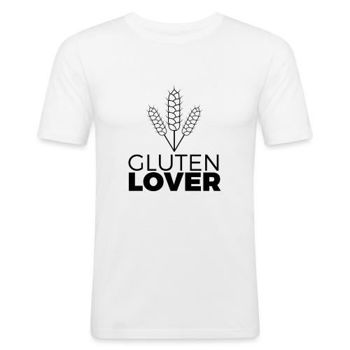 Gluten Lover - Men's Slim Fit T-Shirt