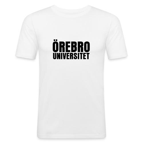 orebro - Slim Fit T-shirt herr