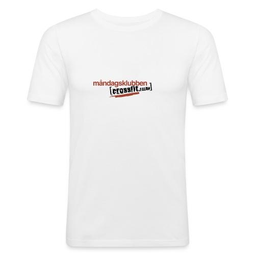 mk cff org - Slim Fit T-shirt herr
