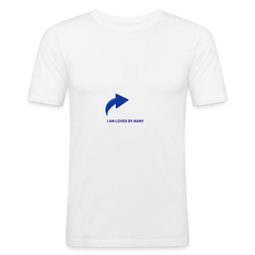 1527348336103 - Slim Fit T-shirt herr