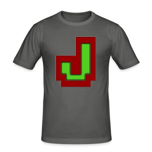 Stilrent_J - Herre Slim Fit T-Shirt