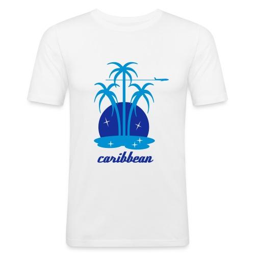 cocoplane - T-shirt près du corps Homme