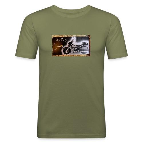 MP-kuva - Miesten tyköistuva t-paita