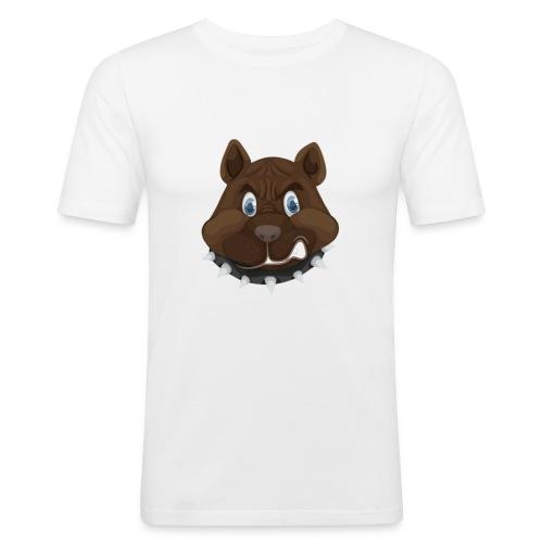 PERRO ENFADADO - Camiseta ajustada hombre