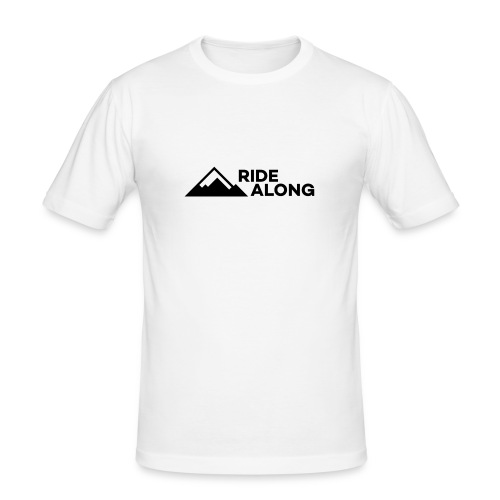 ridealonglogo-png - slim fit T-shirt