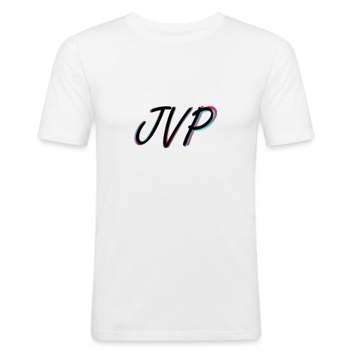 JVP Split - Männer Slim Fit T-Shirt