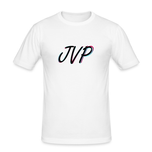 JVP Split - Männer Slim Fit T-Shirt