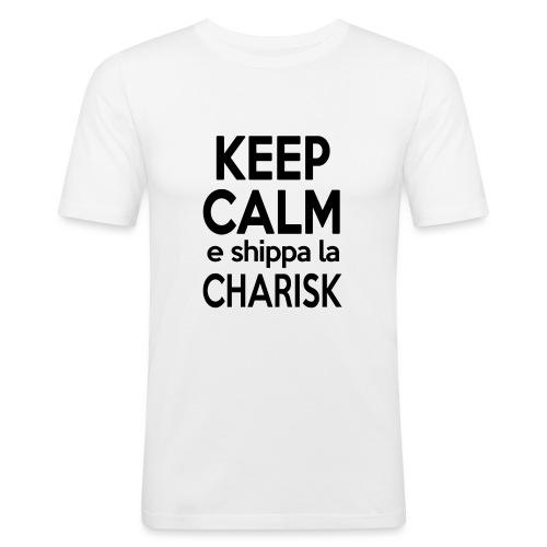 Shippa la Charisk - Maglietta aderente da uomo