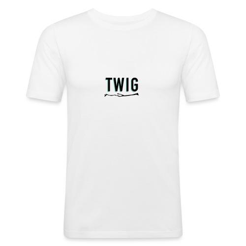 TWIG_3 - T-shirt près du corps Homme