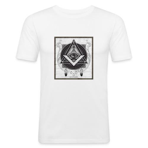 Illuminati - T-shirt près du corps Homme
