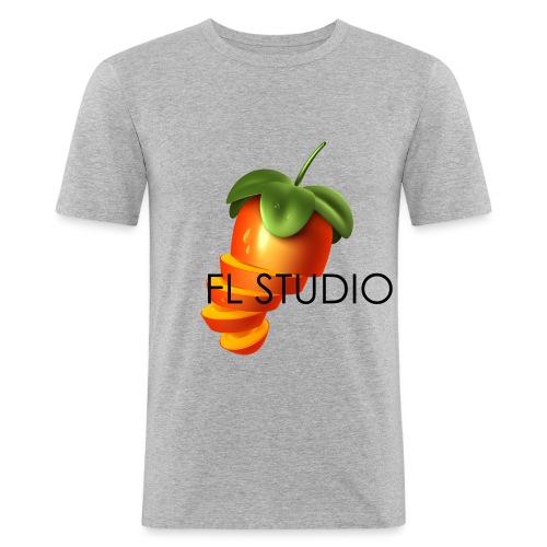 Sliced Sweaty Fruit - Men's Slim Fit T-Shirt