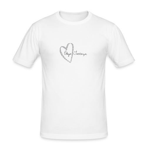 Okyo Tortoza - Men's Slim Fit T-Shirt