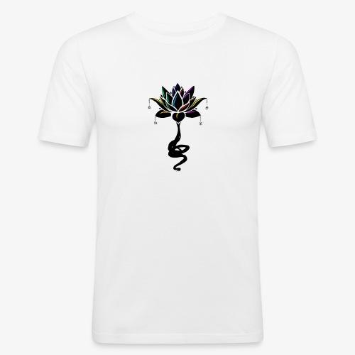 Marie - Lotus - T-shirt près du corps Homme