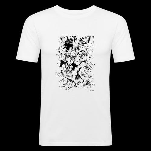 T BY TAiTO - Miesten tyköistuva t-paita