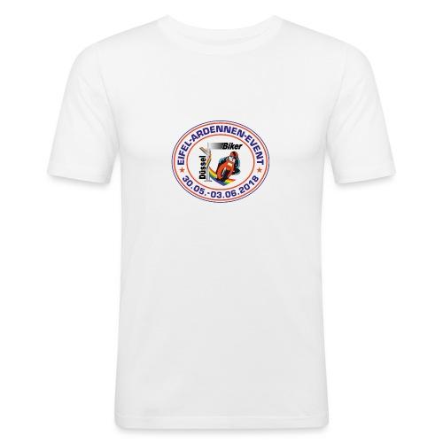 Düsselbiker Event T-Shirt - Männer Slim Fit T-Shirt