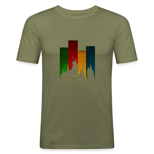 CalquePngLogoNEWpts png - T-shirt près du corps Homme