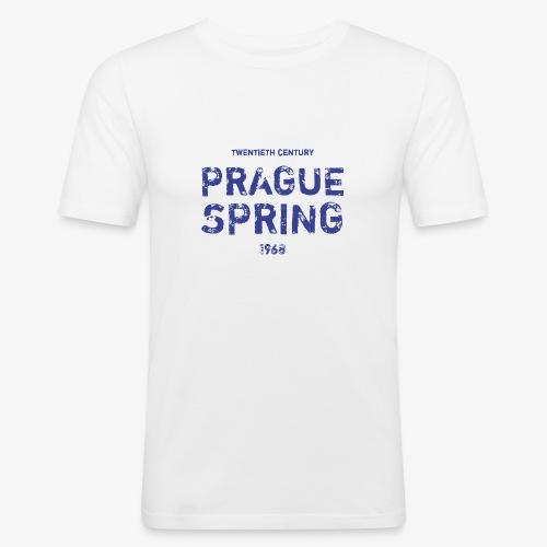Prague Spring - Maglietta aderente da uomo