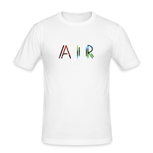 Air classic - intense dimension - T-shirt près du corps Homme