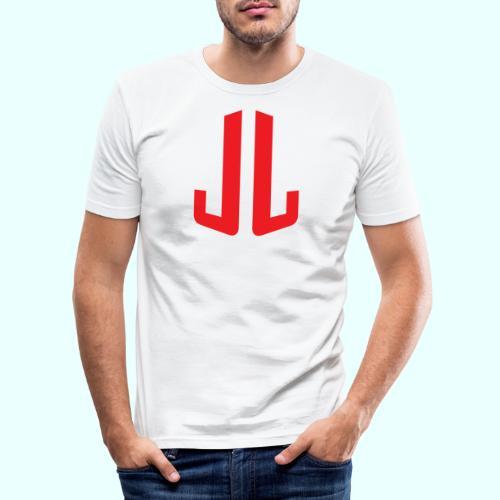 JL + NEXT LEVEL BODY - Miesten tyköistuva t-paita
