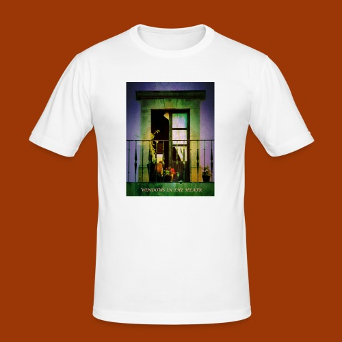 Windows in the Heart - Men's Slim Fit T-Shirt