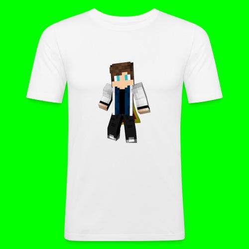 Sweat à Capuche avec Logo - T-shirt près du corps Homme