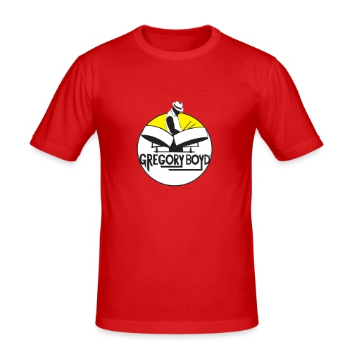 INTRODUKTION ELEKTRO STEELPANIST GREGORY BOYD - Herre Slim Fit T-Shirt
