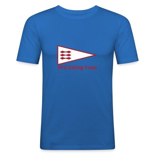DTU Sailing Team Official Workout Weare - Men's Slim Fit T-Shirt