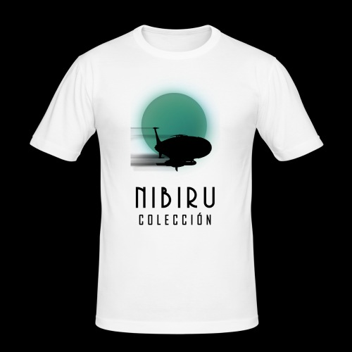 NibiruLogo - Camiseta ajustada hombre