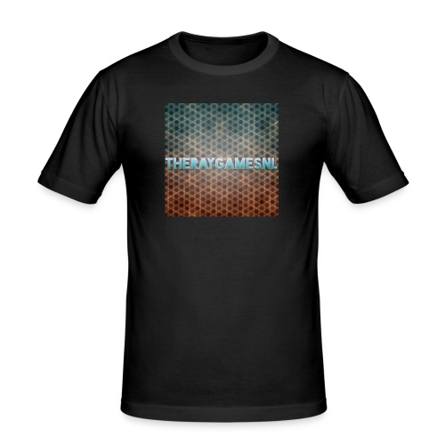 TheRayGames Merch - Men's Slim Fit T-Shirt