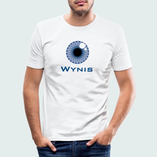 Productos Oficiales del canal @WYNIS2013. - Camiseta ajustada hombre