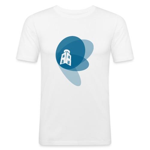 Maglietta a manica lunga - Maglietta aderente da uomo