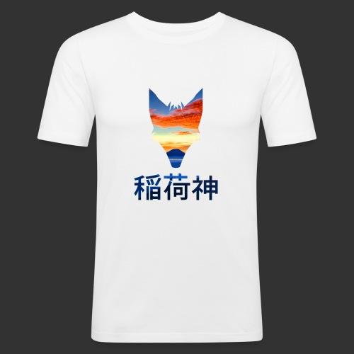 Inari Fox (Fuji Edition) - T-shirt près du corps Homme
