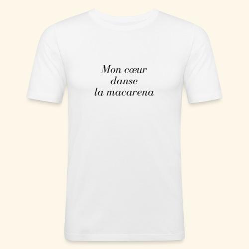 Macarena - T-shirt près du corps Homme