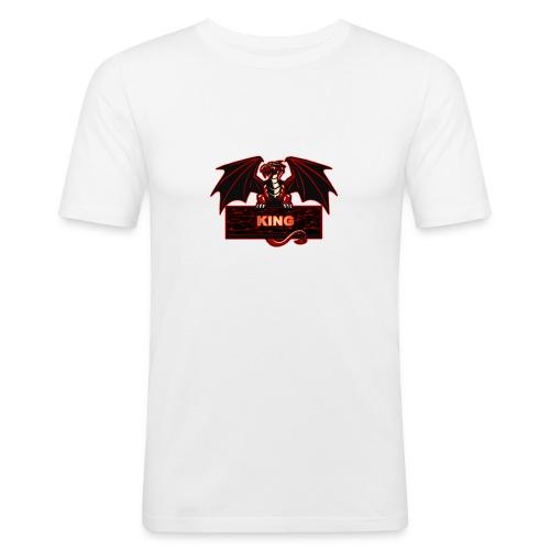 KING_0000_KING - Men's Slim Fit T-Shirt