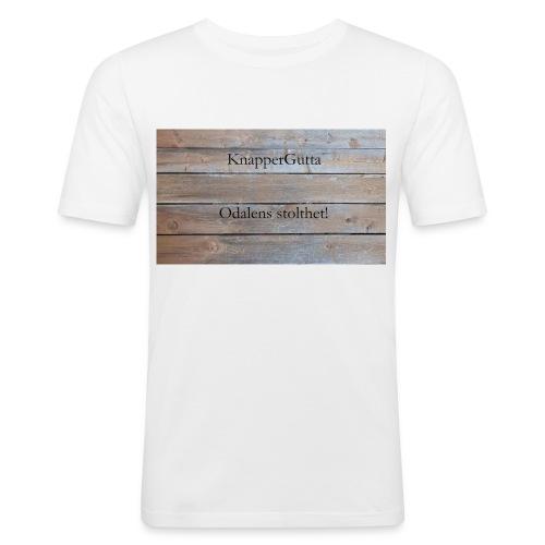 KnapperGutta, Odalens Stolthet! - Men's Slim Fit T-Shirt